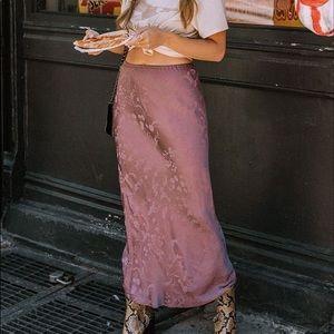 spell designs | rosalie jacquard skirt